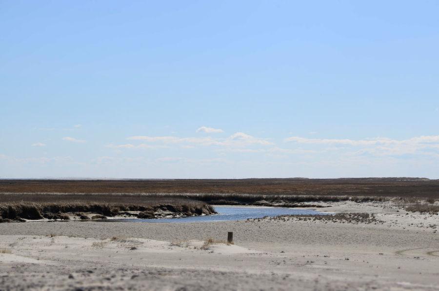Day Landscape Nature No People Outdoors Salt - Mineral Salt Basin Salt Flat Sand Sky