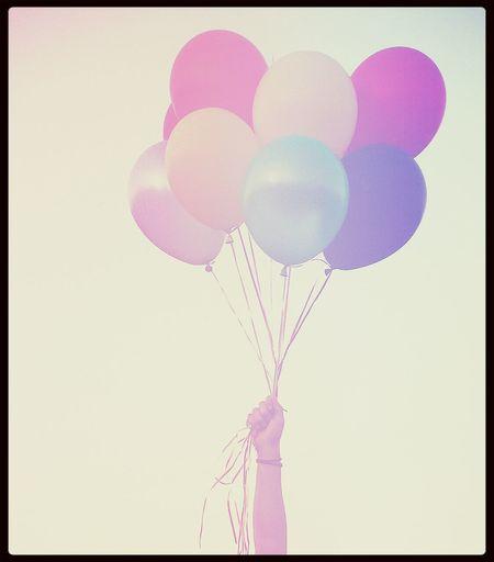 Ballons :* Hiho