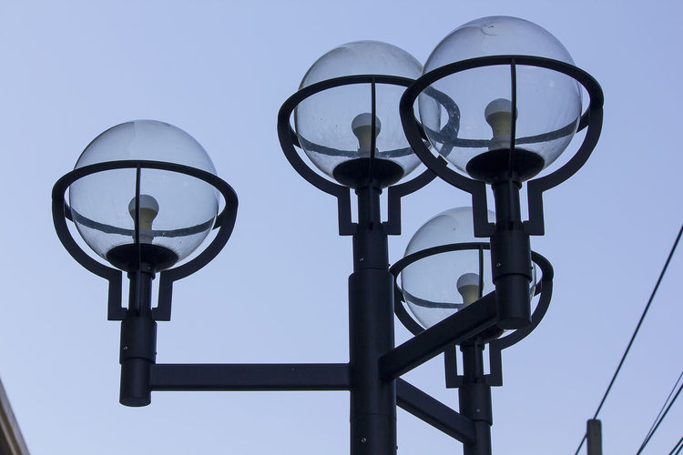 Glass lamp on black pole Glass Lamp Glass Lamp Light Architecture Built Structure Clear Sky Day Design Electric Lamp Electric Light Electricity  Glass - Material Glass Lamp Glass Lamp Shade Light Lighting Equipment Low Angle View Metal Nature No People Outdoors Pole Sky Street Street Light Wrought Iron