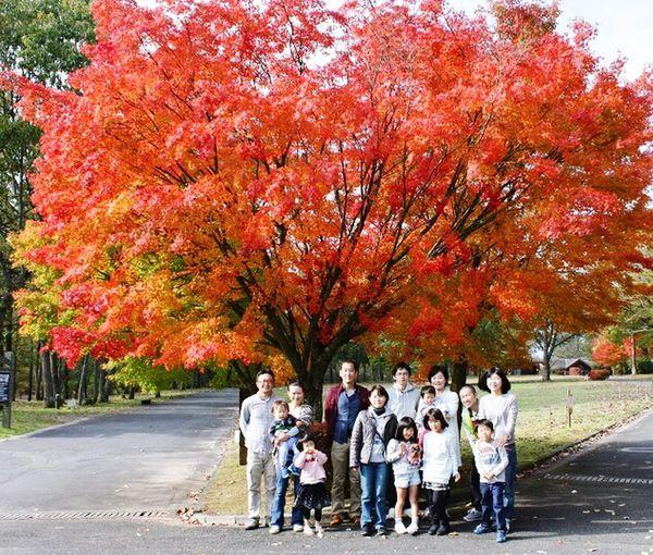 Outdoors Autumn Nature 同窓会 剣道部 帝釈峡