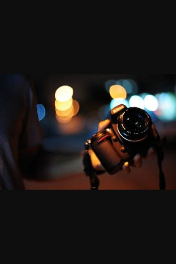 A camera is equivlint to the human eye Photography Life Like