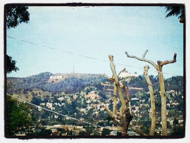 HollywoodSign Taking Photos Hanging Out Eye4photography