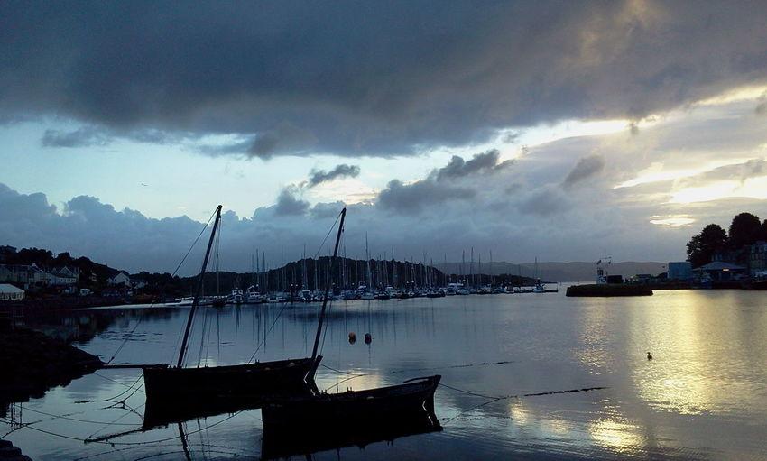 The Great Outdoors - 2018 EyeEm Awards Harbor Marina Nautical Vessel No People Port Reflection Sailboat Sea Waterfront