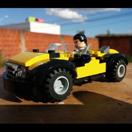 4x4 off road!!! LEGO Toy 4x4 Brinquedo cool cute picoftheday photo photooftheday amazing smile happy lgg2