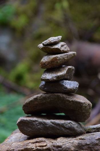 stone tower 8 Balance Close-up Day Focus On Foreground Nature No People Outdoors Pile Rock - Object Selctove Focus Stack Stack Stapled Stone - Object Stones Zen-like