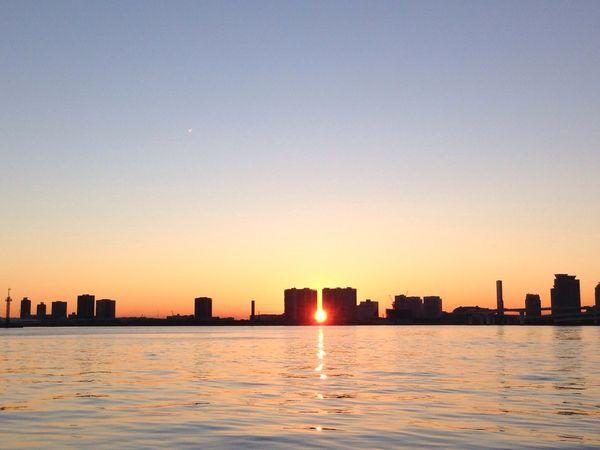 @TOKYO JAPAN Good Morning Sun Rise Enjoying Life Tokyo