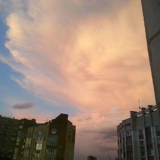 Sky Beautiful Tumbler