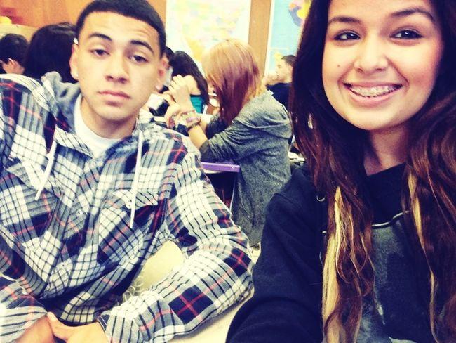 Me And Josh :)
