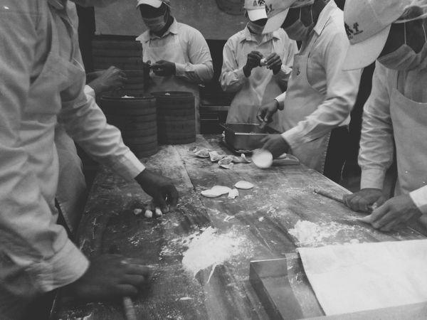 #blackandwhite #dintaifung #dumpling #foods #monochrome #sony Monochrome_life
