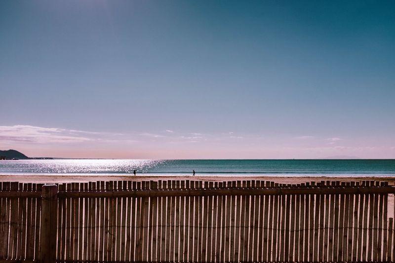 Sea Water Sky Horizon Over Water Horizon Beach Scenics - Nature Beauty In Nature Nature Outdoors Holiday