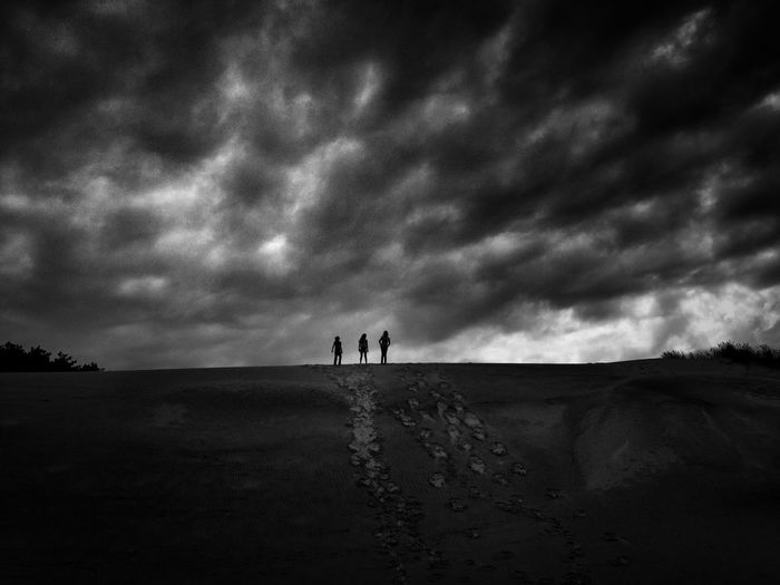 The End is near Blackandwhite Photography Bnw Hanging Out