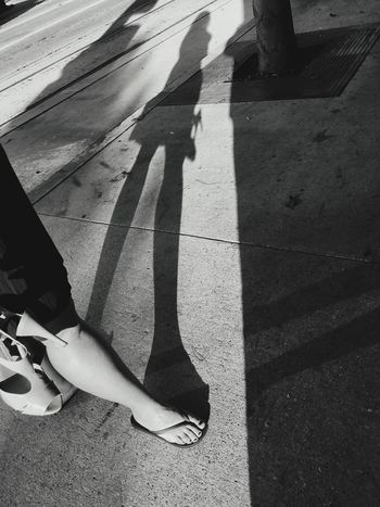 Check This Out Blackandwhite Light And Shadow Shadow Downtown Dallas