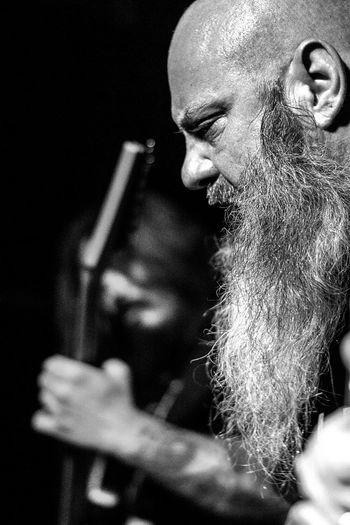 Crowbar DoubleHorns Kirk Winstein Mathew Brunson Metal NOLA Patrick Bruders Robb Way Smirk Of Sludge
