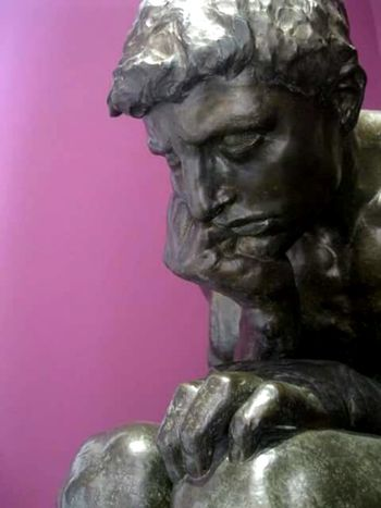 Statue Sculpture Scultura Sculptures Viola Rosa Purple Pink Bronzo Bronze Angry Rabbia