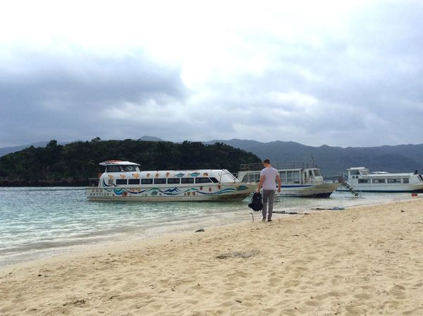 Kabira Bay Ishigaki  Japan Exploring Damn It's So Good To Be A Gangster Spend Money Come Back Rich