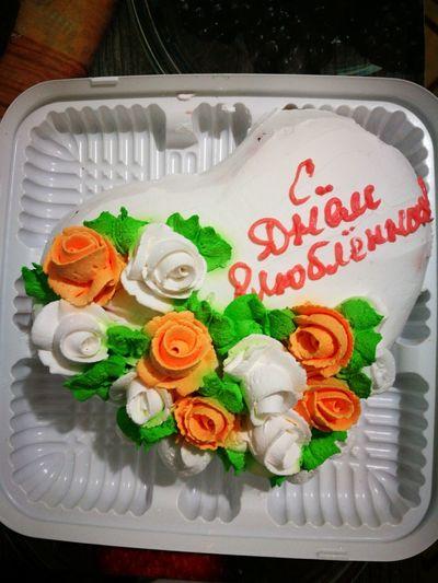 тортик🍰 торт_с_кремом вкуснотища😋😋 вкуснаяеда деньвлюбленных