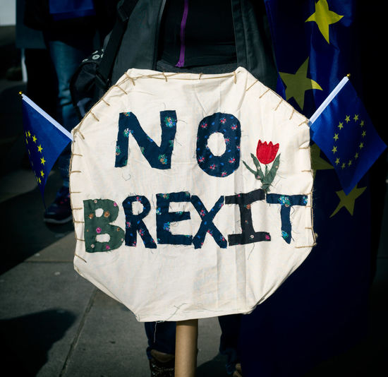 Applique Brexit Brexit Vote Close-up Communication Day Demonstrations  Eu European  European Union Hand Made London Love Europe Low Section No Brexit Outdoors Patriotism Protesters Protesting Real People Resistance  Strarscape Text Voting Women
