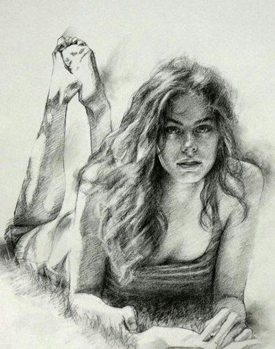 #hazemgarip Long Hair Women Portrait Hair People Looking At Camera Hairstyle