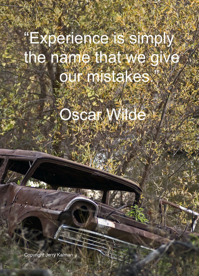 #Quotograph on the birthday of Oscar Fingal O'Flahertie Wills Wilde a k a #OscarWilde and a quote over a derelict car along the #SantaMargaritaTrail in #Fallbrook Cali Car Derelct Fallbrook Oscar Wilde Outdoors Quootograp Santa Margarita Trail