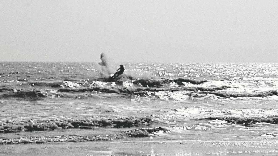 EyeEm Best Shots Eye4photography  EyeEmBestPics Outdoors Photograpghy  Seaside Sea Life Water_collection Fun Messing Around Mates Riding Waves Ocean Waves Black And White Photography Shimmering Waters Shimmering Sea