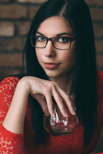 Nika Girl Oneperson Women Lovely Fashion Fujinon Fujifilm Xpro2 Slovakia Photooftheday Bestoftheday Fujifilm_xseries Only Women One Woman Only One Person Adults Only Adult Young Adult One Young Woman Only People Beautiful Woman Eyeglasses  Portrait Indoors  Beauty