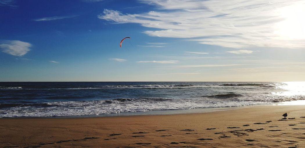 Water Sea Wave Beach Sport Sand Summer Full Length Sportsman Sunlight