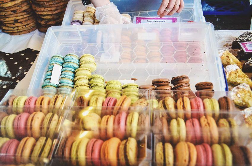 LONDON❤ Macaroons Boroughmarket Foodie