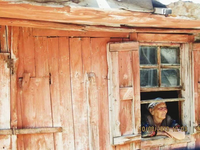 2013 yazından tanımadığım nenem Giresun Tamdere