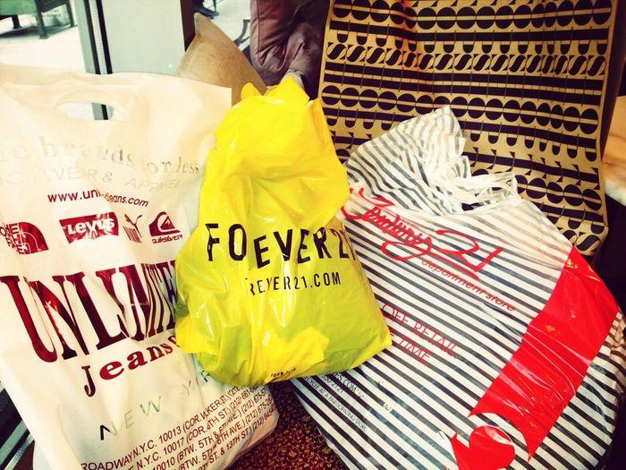 Shopping Part 1