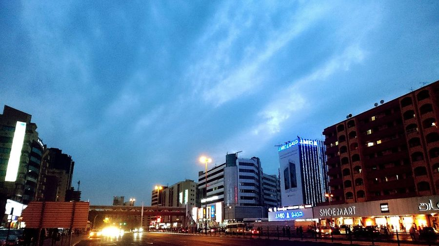 Commuting Sky Blue Bluesky Clouds And Sky Taking Photos Photography Dubai Ilovedubai Livelovedubai UAE First Eyeem Photo