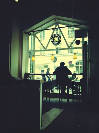 Coffee Taking A Break