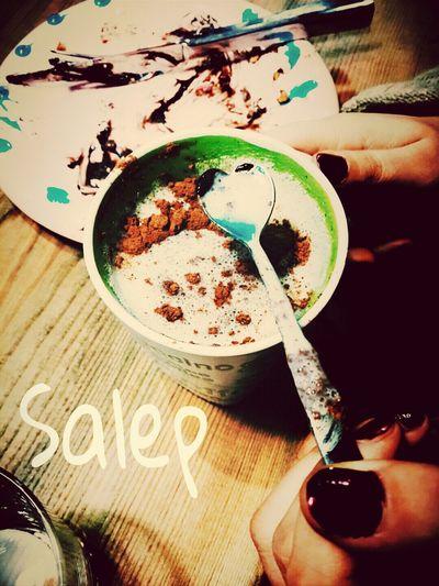 Drink Salep Hot GoodDay❤