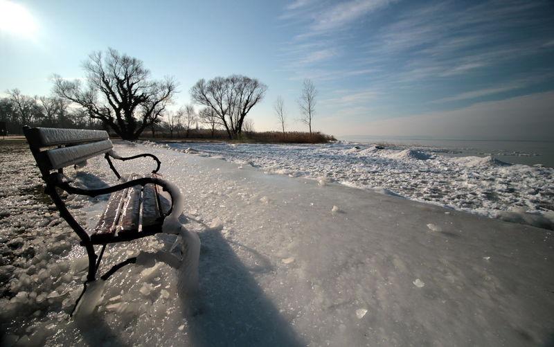 Balaton Winter