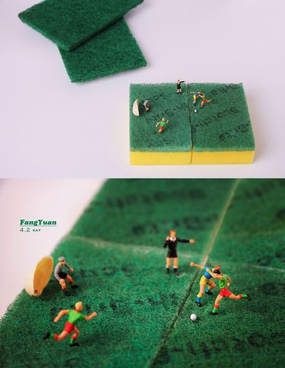 Miniature Mini 微距