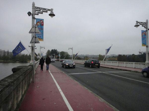 Vichy Auvergne France Bridge