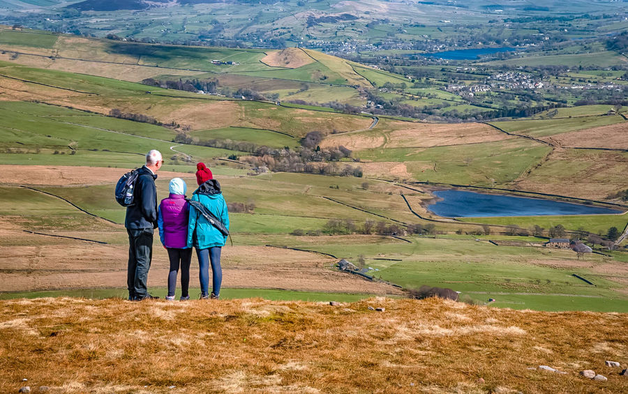 Amazing views. Nature Outdoor Photography Walking Landscape Yorkshire Photography Outdoors Landscapes Penines Countryside On A Hike Landscape_photography Nature Photography Naturelover Composition Nature_collection Landscape_Collection Togetherness Enjoying Life Outdoor Pictures North Yorkshire Pendle Hill The Great Outdoors - 2016 EyeEm Awards Escapism The Great Outdoors With Adobe Miles Away