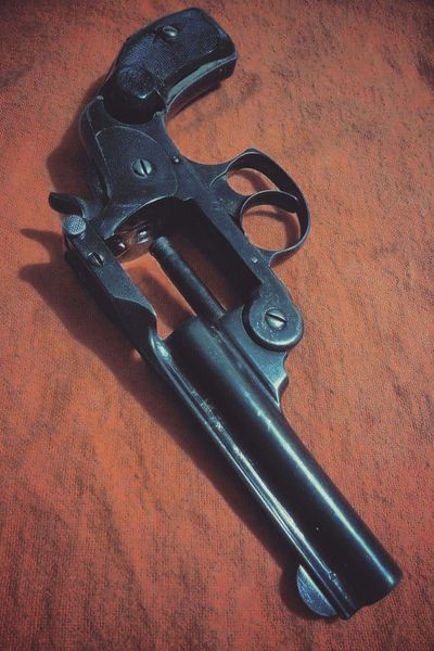 Gun Revolver Restoration Oldwest