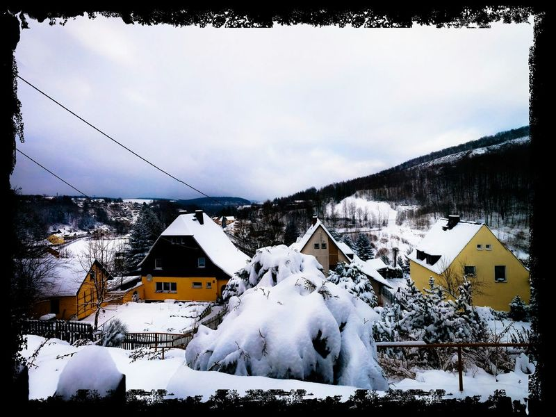 good weather for this season :) Snow Winter