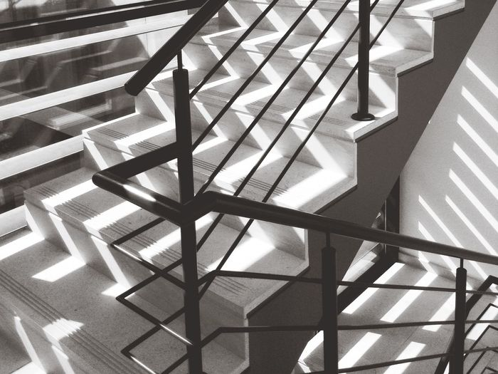 Stairs_collection Creative Light And Shadow Exploring Light And Shadow Blackandwhite Photography
