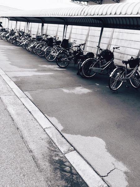 お疲れ様でした(^_^) めちゃ疲れた〜_| ̄|○ Hello World Work Bicycles Japan Factory