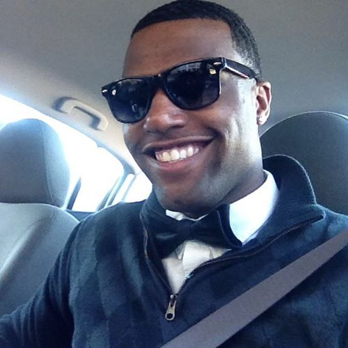 Brought the bow tie back lol. Classoverswag Smilinglikealways Blessed  Cleanlook safetyfirstlol