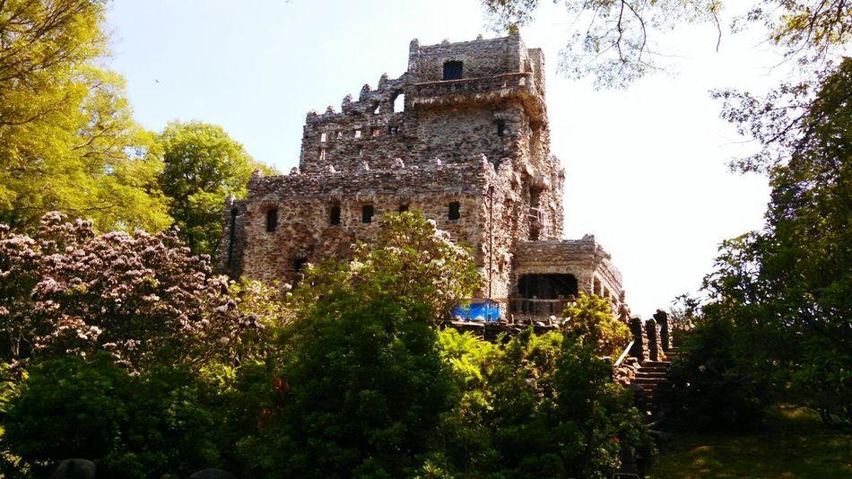 Castle Gillette Castle Structures And Architecture
