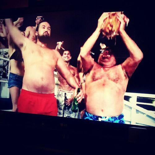 I hope 2013 is as epic as Mac and Frank eating rum ham on a yacht from the jersey shore. Itsalwayssunnyinphiladelphia