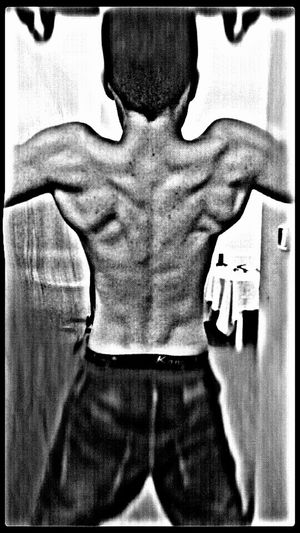 That's Me Gym! After Training