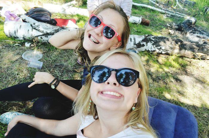 Everyday Joy Enjoying Life Happy Smile Friends Girls Memories Summer 2014 .
