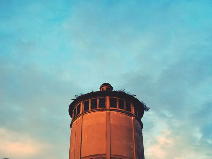 Water Tower -
