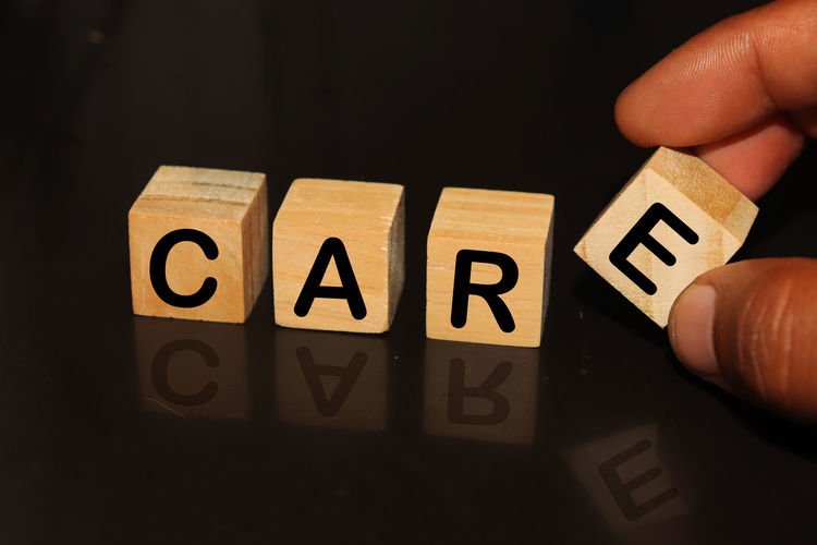 CARE made with