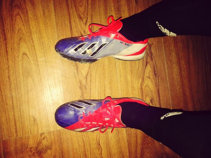 Love Soccer Messi Addidas