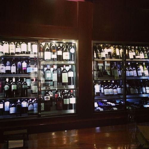 Ya estamos en Coruña con el Wineuptour