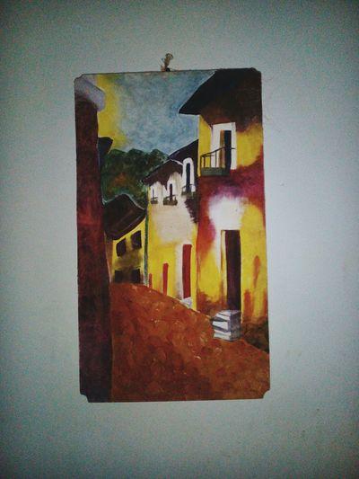 Arte OleoSobreLienzo óleo Lienzo Pintura The Human Condition